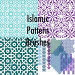 Islamic Arabesque Patterns