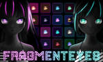 [MMD] fragmentEYES + DL