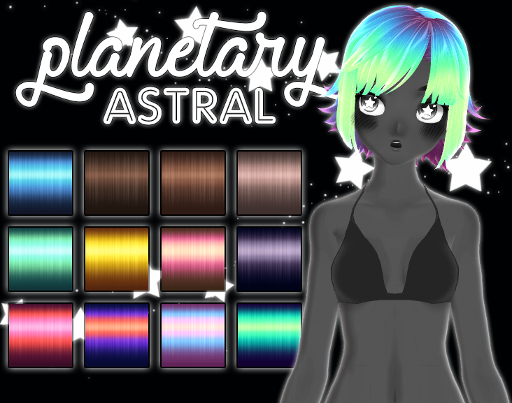 MMD] planetary ASTRAL + DL by HiLoMMD on DeviantArt