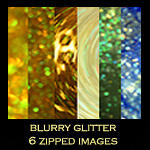 Blurry Glitter Textures by Armathor-Stock