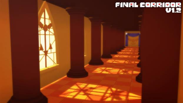 MMD Undertale - Final Corridor v1.2