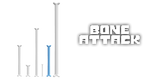 MMD Undertale - Bone attack