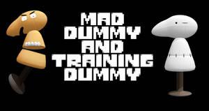 MMD Undertale - Dummies v1.0 by MagicalPouchOfMagic