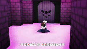 MMD Undertale - Toriel's Basement v1.0