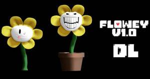 MMD Undertale - Flowey v1.0 by MagicalPouchOfMagic