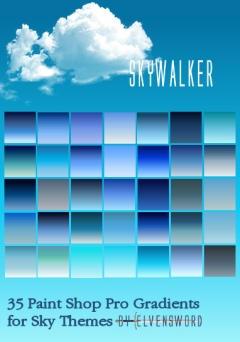 Skywalker PSP by ElvenSword