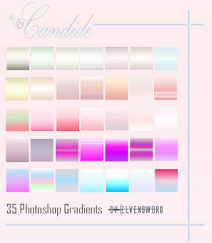 Candide Ps Gradients
