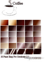 Coffe Psp Gradients by ElvenSword