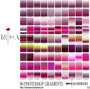 Rosa Ps Gradients