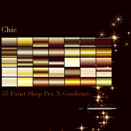 Chic Psp Gradients by ElvenSword
