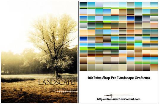 Landscape Psp Gradients