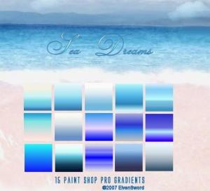 Sea Dreams by ElvenSword