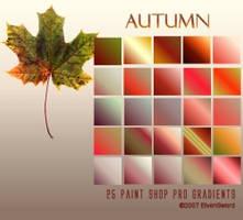 Autumn by ElvenSword