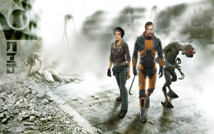 Half-Life 2_the gray seventeen by WillhelmKranz