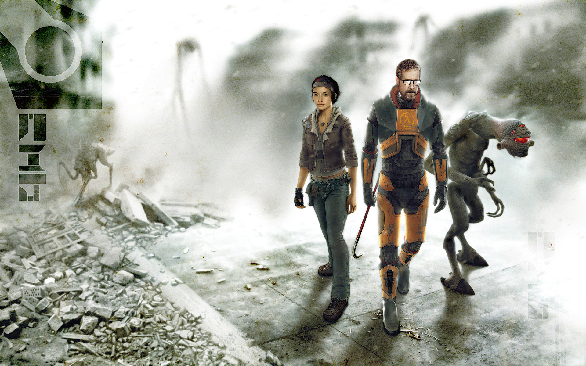Half Life 2 Adepted By Willhelmkranz On Deviantart