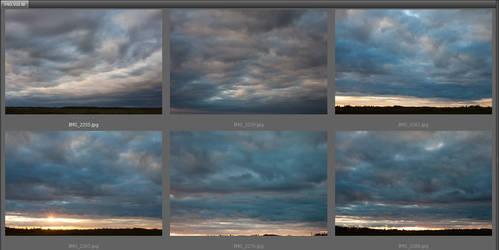 Stormy Sky Pack