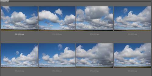 Clouds pack
