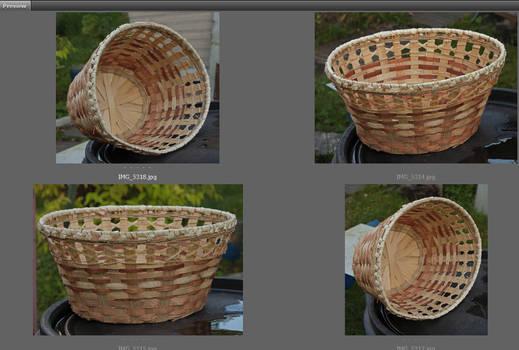 Basket pack