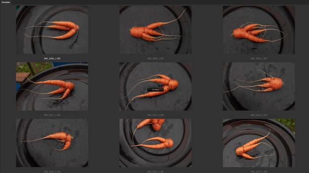 Weird Carrot