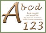 267 Lettering