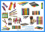507 Crayons