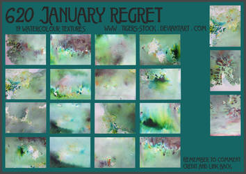 620 January Regret by Tigers-stock