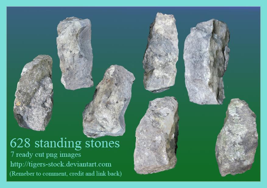 628 Standing Stones