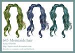 645 Mermaids Hair