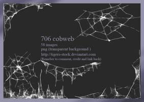 706 Cobweb By Tigers-stock