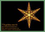 774 Golden Star 01