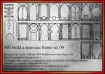 860 Build A Nouveau Frame 04