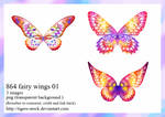 864 Fairy Wings 01
