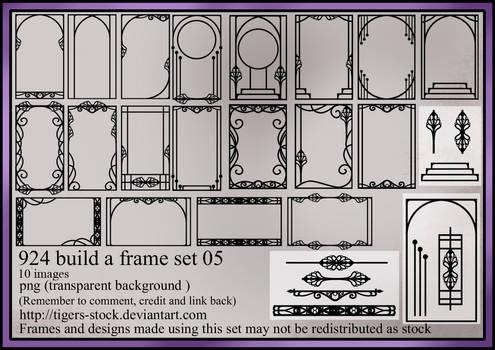 924 Build A Frame Set 05