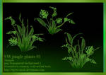938 Jungle Plants 01