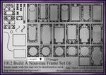 1012 -  Build A Nouveau Frame Set 06 by Tigers-stock