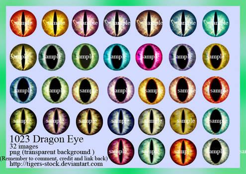 1023 Dragon Eye