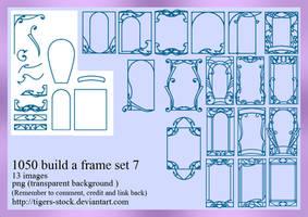1050 Build A Frame Set 7