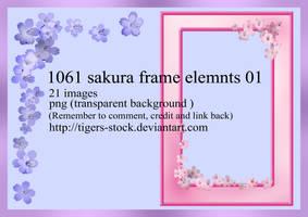 1061 Sakura Frame Elemnts 01