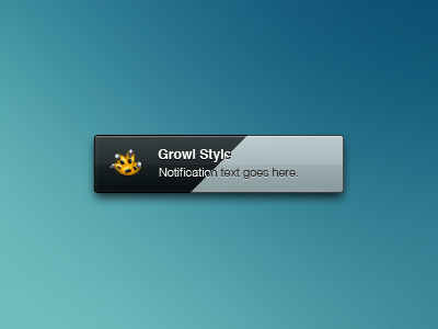 Growl Style