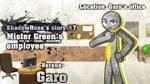 RHG#4 ShadowRose - Garo
