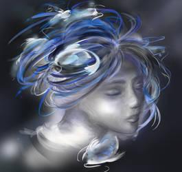 Azure dream by Mvlk