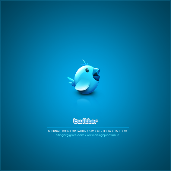 Beautiful Twitter Icons Free Download