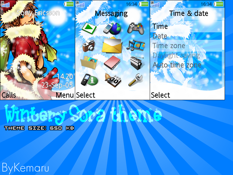 Wintery_Sora_theme_K800i_by_Kemaru.png