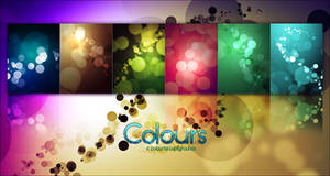 Colours wallpaper pack
