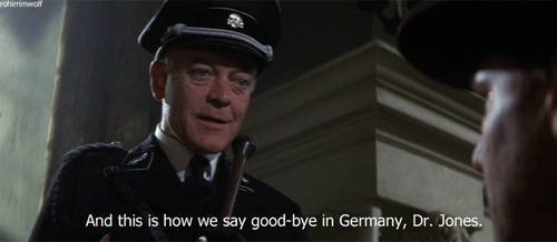 German Good-byes