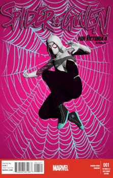 Spider Gwen For V4