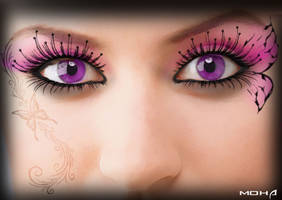 Buterfly Girl 3