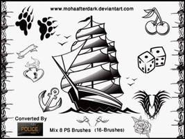 MIX8 by mohaafterdark