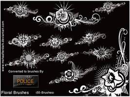 floral designs by mohaafterdark