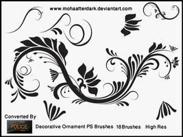 Decorative Ornament by mohaafterdark
